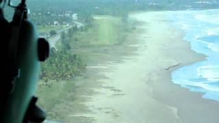 Susi Air Landing in Pangandaran