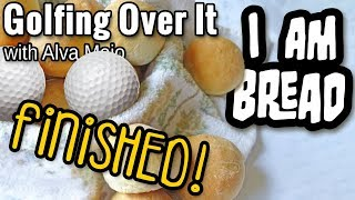 FINISHING GOLF AND BREAD | Fursuit Lets Play