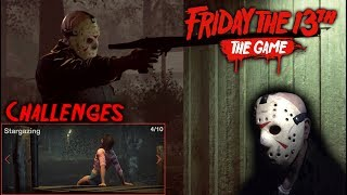 Friday the 13th the game - Gameplay 2.0 - Challenge - Stargazing
