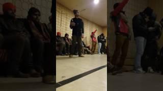 Blue eyes dance ( hammad ashraf)