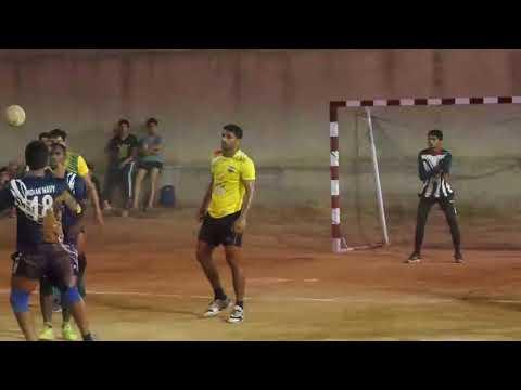 दिल्ली vs नेवी Delhi vs indian navy Handball match live Jind , Haryana sports