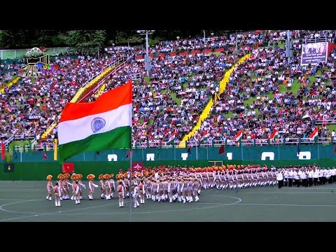 15 AUGUST 2018 || INDEPENDENCE DAY CELEBRATION AT PALZOR STADIUM || GANGTOK  ||SIKKIM ...