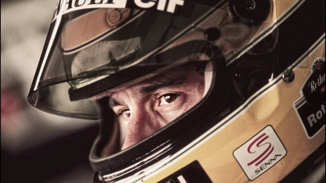 Ayrton Senna Race To Heaven Emotional Video ᴴᴰ