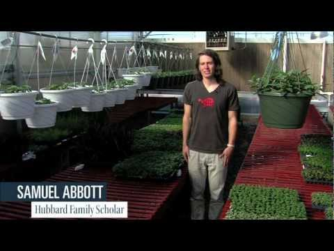 Samuel Abbott - Student Opportunity Fund