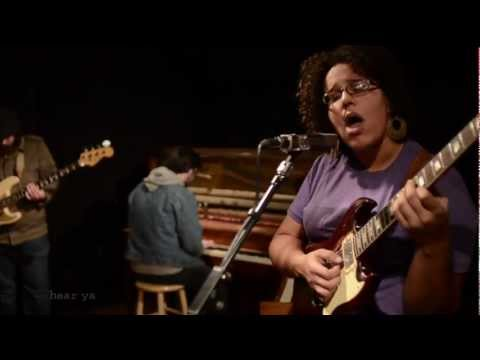 Alabama Shakes - Boys & Girls - HearYa Live Session