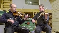 Kaustislainen viulunsoitto - UNESCO-hakemusvideo / Kaustinen Fiddle Playing UNESCO nomination video