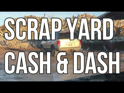 Scrap Yard Run   Searching For Silver Coins   What has sold!  Coin Roll Hunting