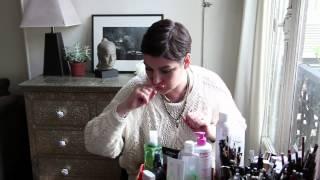 Dans la salle de bain d'Hélène de Mon Blog de Fille Thumbnail