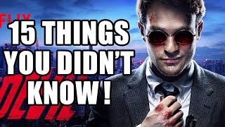 15 Things You Didn't Know About Marvel's Daredevil - Netflix