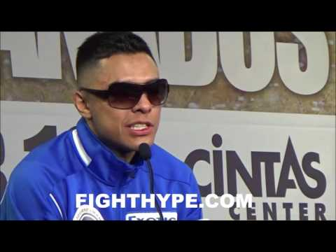 """ADRIAN GRANADOS WARNS ADRIEN BRONER NOT TO FIGHT AT 147; UNIMPRESSED WITH POWER & SAYS """"TOO SMALL"""""""