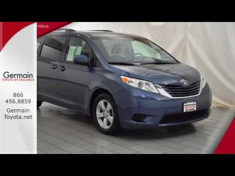 Used 2015 Toyota Sienna Columbus, OH #13129 1   SOLD