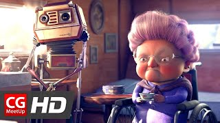 "Download CGI 3D Animation Short Film HD ""Tea Time"" by ESMA 
