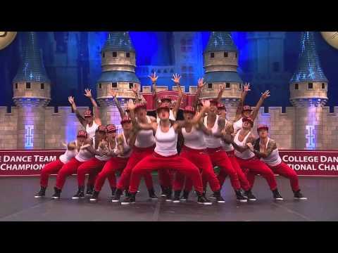 UNLV Rebel Girls | ESPN 2013 Nationals Performance