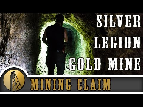Silver Legion Mine - Nevada - Gold Rush Expeditions - 2015