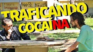 MIXREYNOLD -  PEGADINHA  TRAFICANDO PÓ ! (COCAINE PRANK)