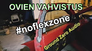 """Ovien Vahvistus #noflexzone +160dB 8x15"""" 48000W #puntodemobuild"""