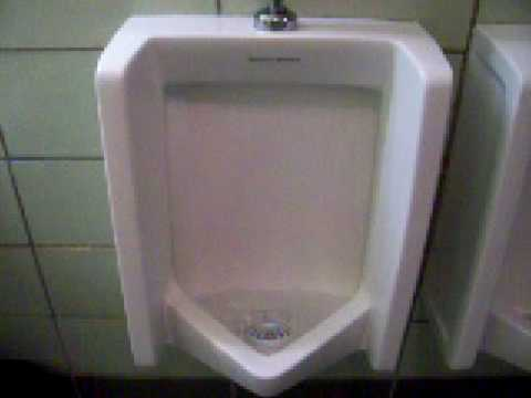 An Old American Standard Urinal Youtube