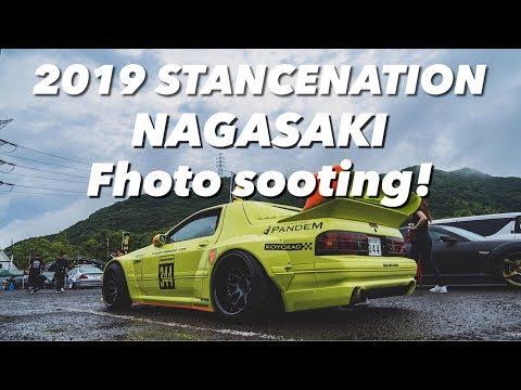 2019 STANCENATION Japan G Edition NAGASAKI Photo shooting