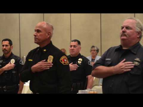 San Gabriel CA Firefighters, Veterans, First Responders Appreciation http://MentoringwithMusic.com