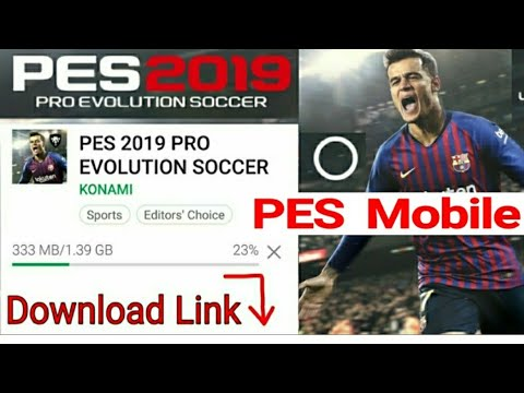 Full Download] Cara Download Pes 2019 Di Android How To
