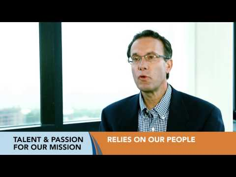 CEO, Mark Capone, Vlog: Company Culture at Myriad Genetics