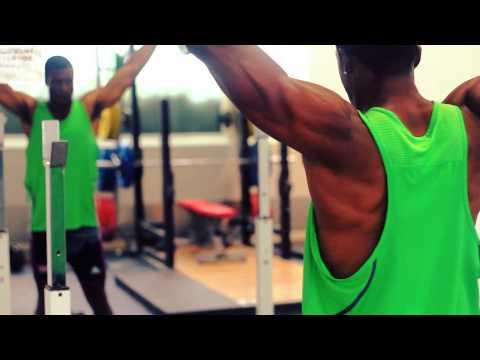 Jeffrey Lawal-Balogun - Track to London 2012 (Episode 2) (ReUploaded)