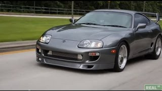 1100HP Real Street Performance Supra 3.4L Tuned by Jay Meagher thumbnail