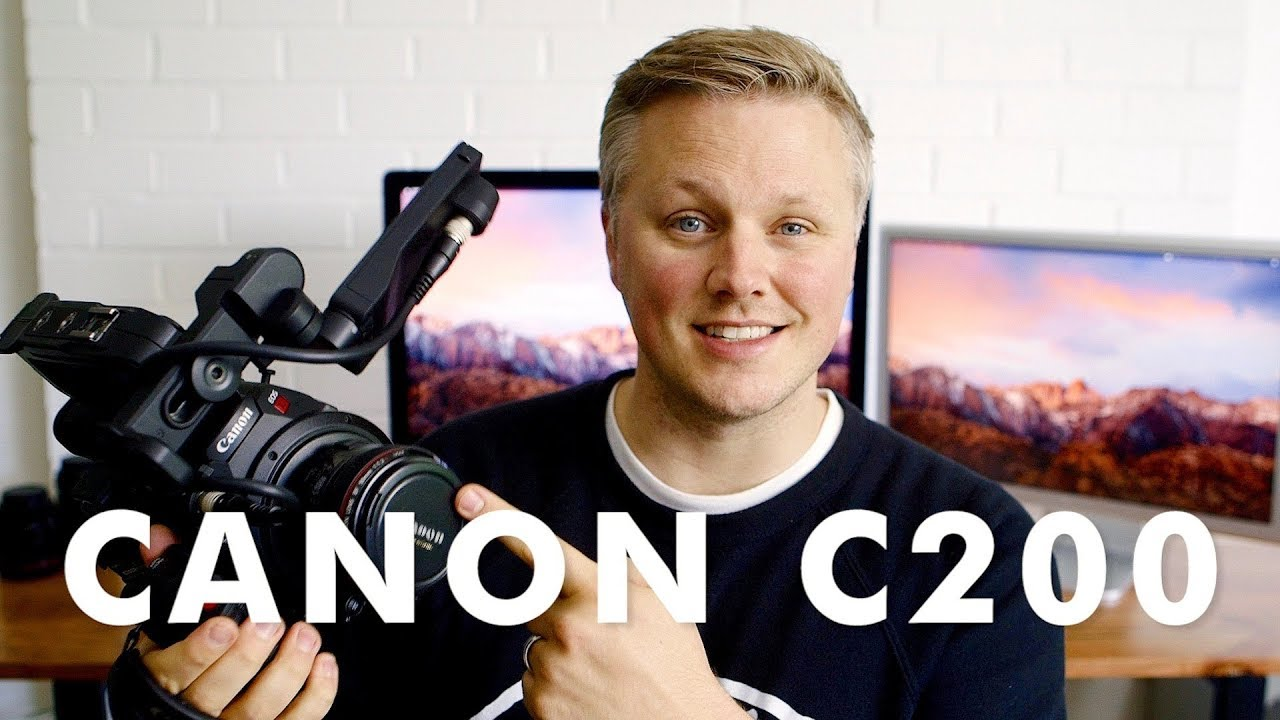 The PERFECT Camera? CANON C200 for Wedding Filmmakers