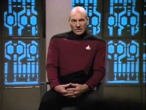Captain Picard's best inspirational speeches