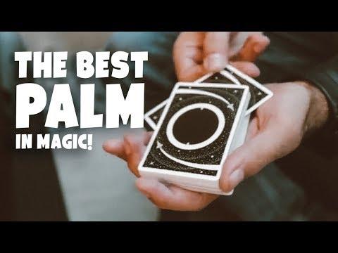 Diagonal Palm Shift TUTORIAL : Feat. Shin Lim