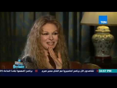 ماسبيرو - النجم سمير صبري يطلب الزواج من الجميلة نيللي كريم على الهواء
