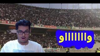 ردة فعل سعودي على | أغنية في سوق الليل لـ مولودية الجزائر (واااااااو) !!!