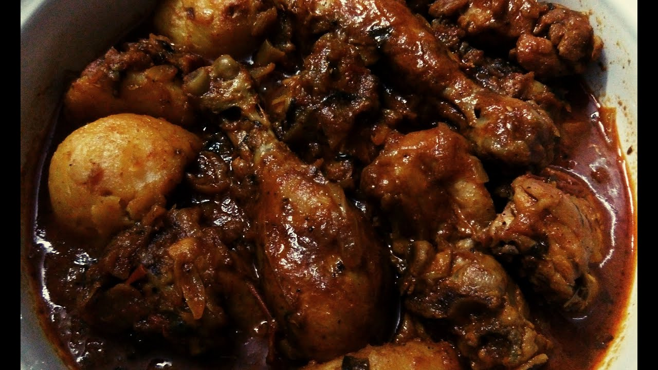 The ultimate indian chicken curry with potato video recipe youtube forumfinder Choice Image