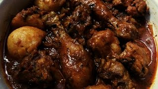 The Ultimate Indian Chicken Curry with Potato Video Recipe