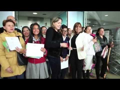 Jóvenes de Bogotá  lanzan el Comic Hermes