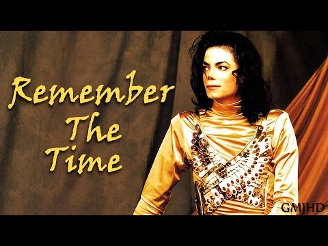 Michael Jackson - (Story Behind) Remember The Time - GMJHD