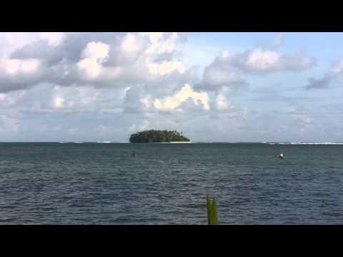 Nu'usafe'e Island, Samoa