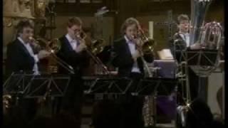 German Brass Samuel Scheidt Suite für Blechbläser 1 2 xvid