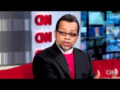 Bishop Carlton Pearson on CNN addressing Gays in the Black Church