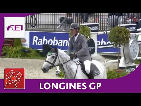 Re-Live - Jumping - Longines Grand Prix - Rotterdam
