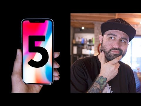 iPhone X - 5 Things Apple Didn't Tell You...