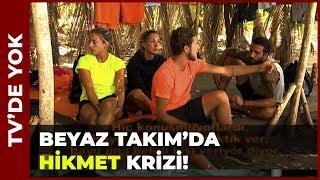 Yunan Yarışmacılar Hikmet'i İstemiyor! - Bu Görüntüler TV'de Yok!   Survivor