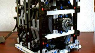 Lego Technic Wankel Rotary Engine