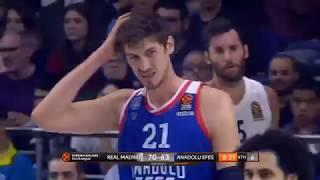 #EuroLeague: Ocak Ayı En İyi Asistler