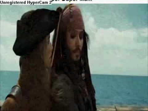 Jack Sparrow is a Super Duper Man