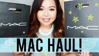 HUGE MAC COSMETICS HAUL! Thumbnail