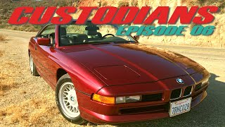 1991 BMW 850i SIX-SPEED