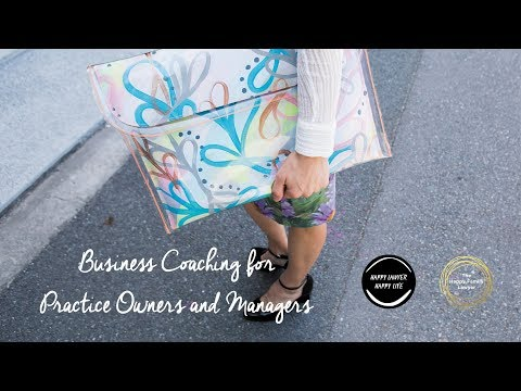 Business Coaching for Practice Owners and Managers
