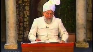 Urdu Tarjamatul Quran Class #141, Surah Al-Nahl 112-129, Islam Ahmadiyyat
