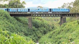 Auf der Main Line durch Sri Lanka